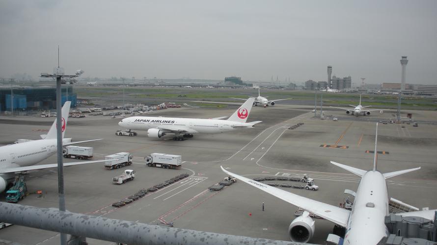 羽田空港|国内線、国際線ターミナルの無料移動方法