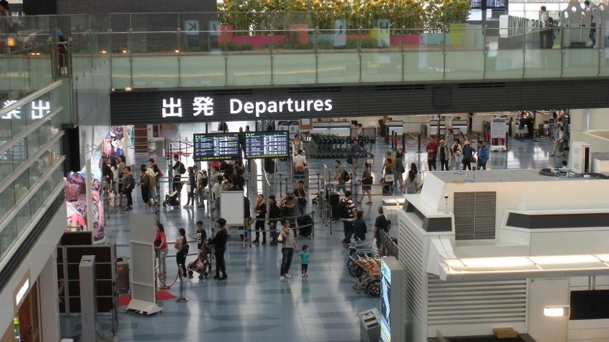 羽田空港|国際線|24時間営業のお店とコンビニ