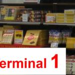 羽田空港|限定商品お土産が見つかる|第1ターミナルおすすめの店舗